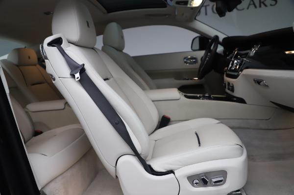 Used 2014 Rolls-Royce Wraith Base for sale $168,900 at Alfa Romeo of Westport in Westport CT 06880 19