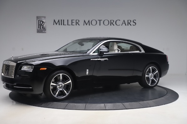 Used 2014 Rolls-Royce Wraith for sale $165,900 at Alfa Romeo of Westport in Westport CT 06880 2