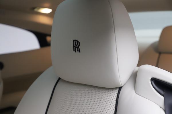 Used 2014 Rolls-Royce Wraith Base for sale $168,900 at Alfa Romeo of Westport in Westport CT 06880 20