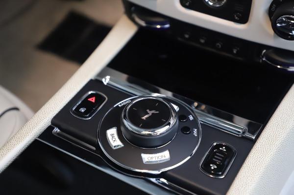 Used 2014 Rolls-Royce Wraith Base for sale $168,900 at Alfa Romeo of Westport in Westport CT 06880 23