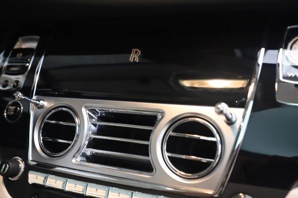 Used 2014 Rolls-Royce Wraith Base for sale $168,900 at Alfa Romeo of Westport in Westport CT 06880 24