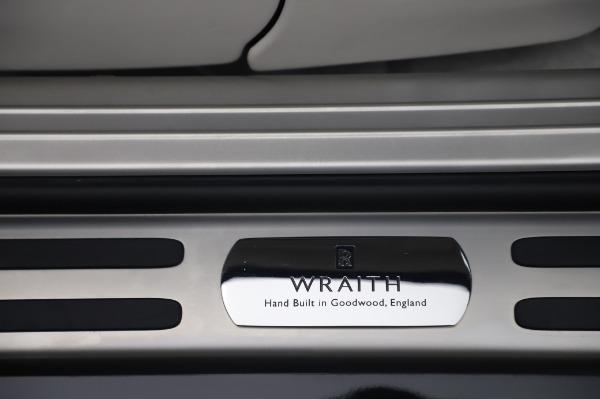 Used 2014 Rolls-Royce Wraith Base for sale $168,900 at Alfa Romeo of Westport in Westport CT 06880 26