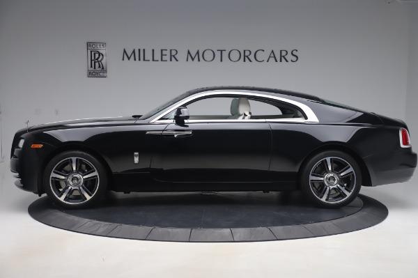 Used 2014 Rolls-Royce Wraith Base for sale $168,900 at Alfa Romeo of Westport in Westport CT 06880 3