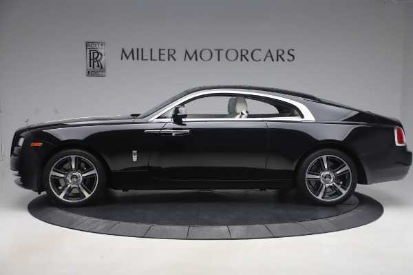 Used 2014 Rolls-Royce Wraith for sale $168,900 at Alfa Romeo of Westport in Westport CT 06880 3