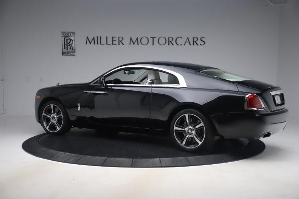 Used 2014 Rolls-Royce Wraith Base for sale $168,900 at Alfa Romeo of Westport in Westport CT 06880 4