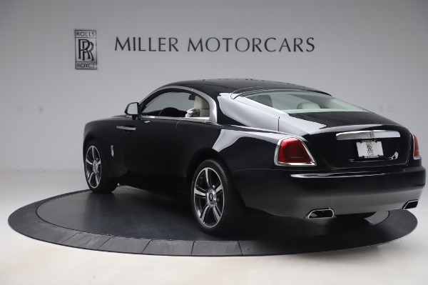 Used 2014 Rolls-Royce Wraith Base for sale $168,900 at Alfa Romeo of Westport in Westport CT 06880 5