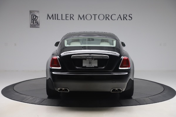 Used 2014 Rolls-Royce Wraith Base for sale $168,900 at Alfa Romeo of Westport in Westport CT 06880 6