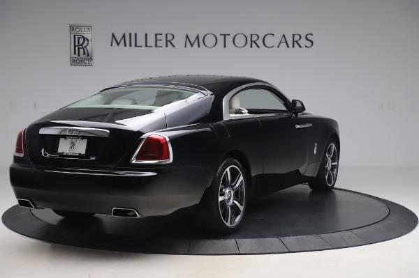 Used 2014 Rolls-Royce Wraith Base for sale $168,900 at Alfa Romeo of Westport in Westport CT 06880 7