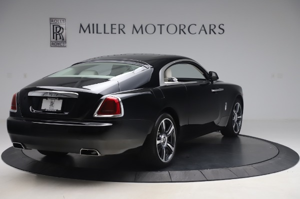 Used 2014 Rolls-Royce Wraith for sale $168,900 at Alfa Romeo of Westport in Westport CT 06880 7