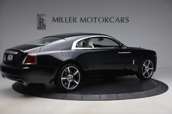 Used 2014 Rolls-Royce Wraith Base for sale $168,900 at Alfa Romeo of Westport in Westport CT 06880 8