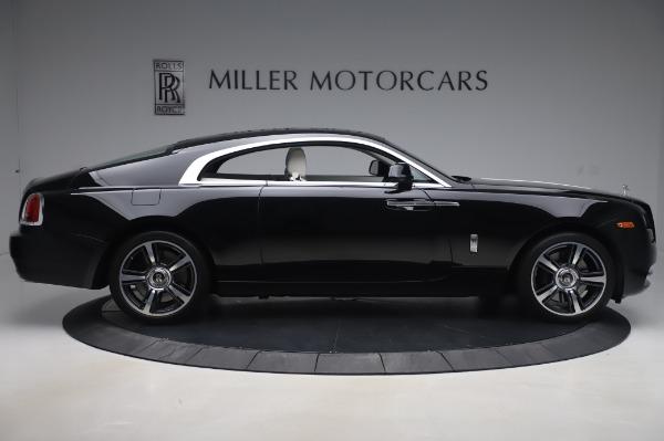 Used 2014 Rolls-Royce Wraith Base for sale $168,900 at Alfa Romeo of Westport in Westport CT 06880 9