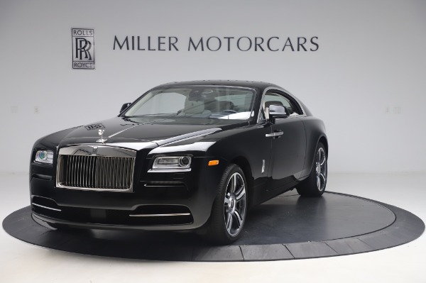 Used 2014 Rolls-Royce Wraith for sale $168,900 at Alfa Romeo of Westport in Westport CT 06880 1
