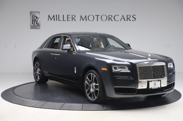 Used 2016 Rolls-Royce Ghost for sale $175,900 at Alfa Romeo of Westport in Westport CT 06880 11