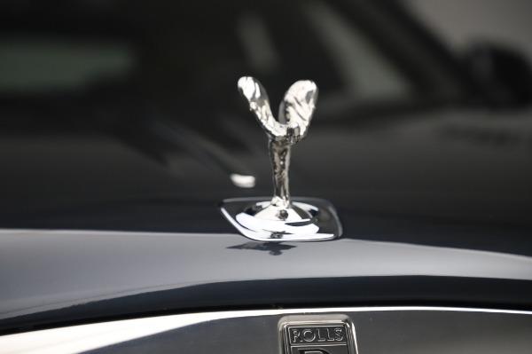 Used 2016 Rolls-Royce Ghost for sale $175,900 at Alfa Romeo of Westport in Westport CT 06880 27
