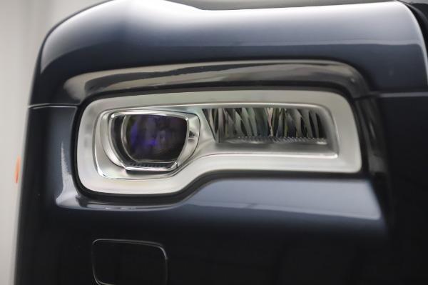 Used 2016 Rolls-Royce Ghost for sale $175,900 at Alfa Romeo of Westport in Westport CT 06880 28