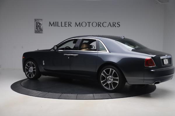 Used 2016 Rolls-Royce Ghost for sale $175,900 at Alfa Romeo of Westport in Westport CT 06880 4