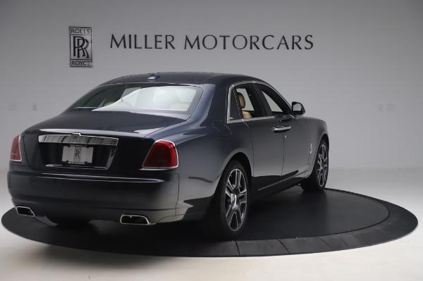 Used 2016 Rolls-Royce Ghost for sale $175,900 at Alfa Romeo of Westport in Westport CT 06880 7