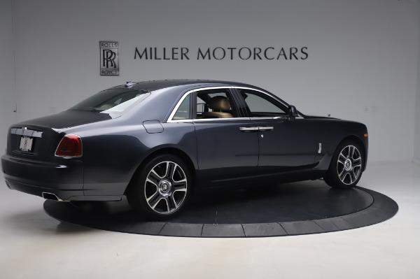 Used 2016 Rolls-Royce Ghost for sale $175,900 at Alfa Romeo of Westport in Westport CT 06880 8