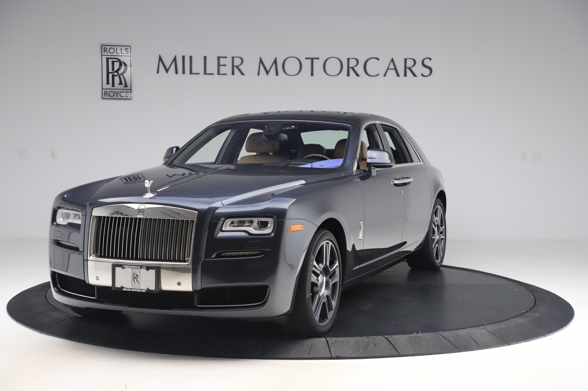Used 2016 Rolls-Royce Ghost for sale $175,900 at Alfa Romeo of Westport in Westport CT 06880 1