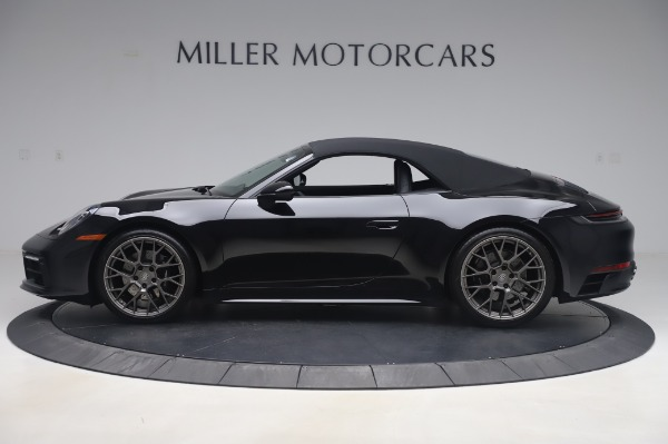 Used 2020 Porsche 911 Carrera 4S for sale Call for price at Alfa Romeo of Westport in Westport CT 06880 13