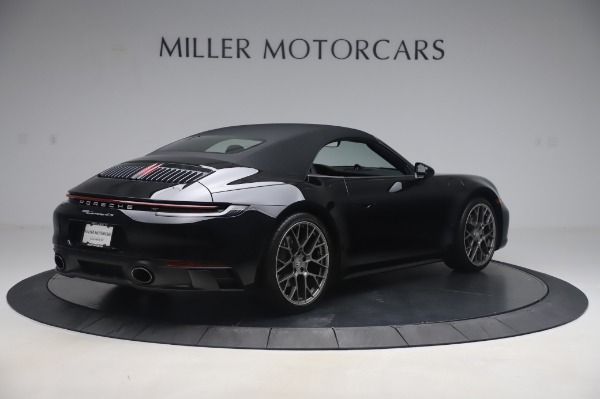 Used 2020 Porsche 911 Carrera 4S for sale Call for price at Alfa Romeo of Westport in Westport CT 06880 15