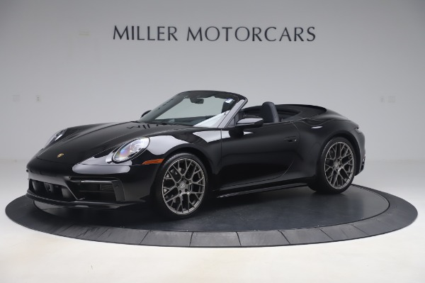 Used 2020 Porsche 911 Carrera 4S for sale Call for price at Alfa Romeo of Westport in Westport CT 06880 2