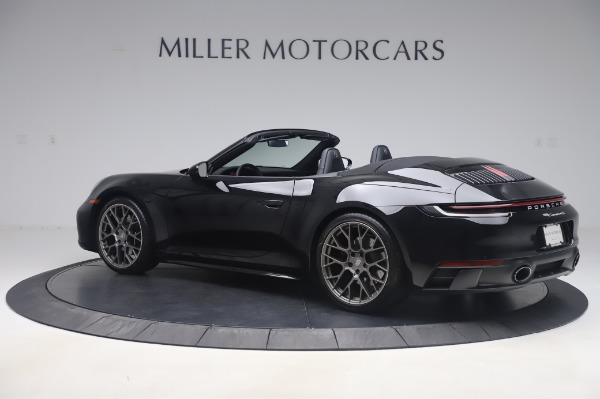 Used 2020 Porsche 911 Carrera 4S for sale Call for price at Alfa Romeo of Westport in Westport CT 06880 4