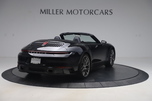 Used 2020 Porsche 911 Carrera 4S for sale Call for price at Alfa Romeo of Westport in Westport CT 06880 7