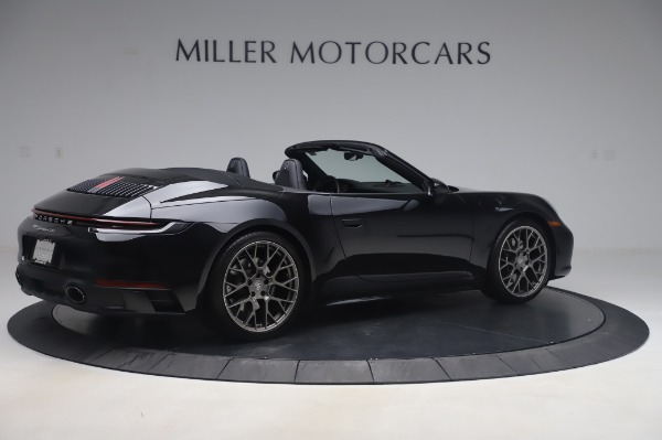 Used 2020 Porsche 911 Carrera 4S for sale Call for price at Alfa Romeo of Westport in Westport CT 06880 8