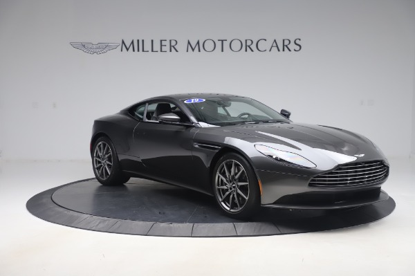 Used 2019 Aston Martin DB11 V8 Coupe for sale Sold at Alfa Romeo of Westport in Westport CT 06880 10