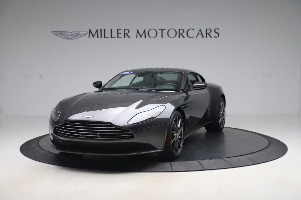 Used 2019 Aston Martin DB11 V8 Coupe for sale Sold at Alfa Romeo of Westport in Westport CT 06880 12