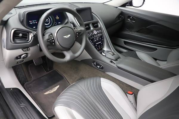 Used 2019 Aston Martin DB11 V8 Coupe for sale Sold at Alfa Romeo of Westport in Westport CT 06880 13
