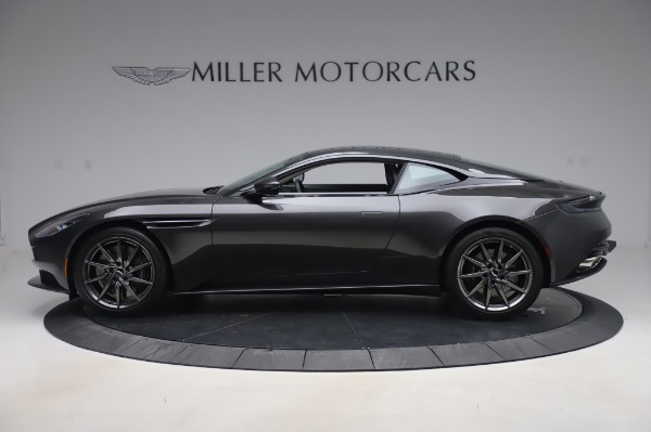Used 2019 Aston Martin DB11 V8 Coupe for sale Sold at Alfa Romeo of Westport in Westport CT 06880 2