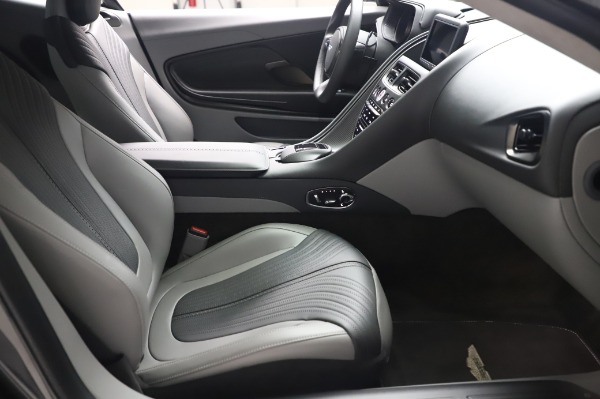 Used 2019 Aston Martin DB11 V8 Coupe for sale Sold at Alfa Romeo of Westport in Westport CT 06880 20
