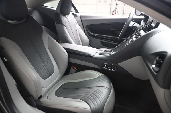 Used 2019 Aston Martin DB11 V8 Coupe for sale Sold at Alfa Romeo of Westport in Westport CT 06880 21
