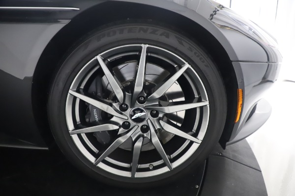 Used 2019 Aston Martin DB11 V8 Coupe for sale Sold at Alfa Romeo of Westport in Westport CT 06880 23