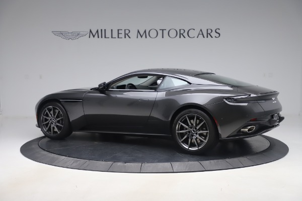 Used 2019 Aston Martin DB11 V8 Coupe for sale Sold at Alfa Romeo of Westport in Westport CT 06880 3