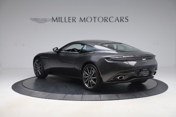 Used 2019 Aston Martin DB11 V8 Coupe for sale Sold at Alfa Romeo of Westport in Westport CT 06880 4