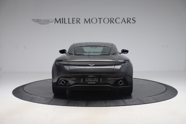 Used 2019 Aston Martin DB11 V8 Coupe for sale Sold at Alfa Romeo of Westport in Westport CT 06880 5