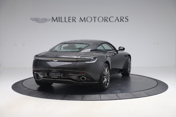 Used 2019 Aston Martin DB11 V8 Coupe for sale Sold at Alfa Romeo of Westport in Westport CT 06880 6
