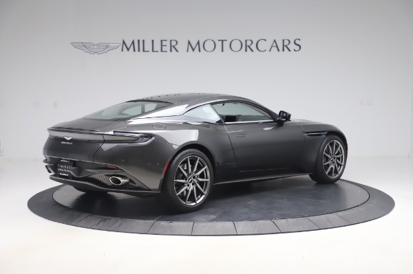 Used 2019 Aston Martin DB11 V8 Coupe for sale Sold at Alfa Romeo of Westport in Westport CT 06880 7
