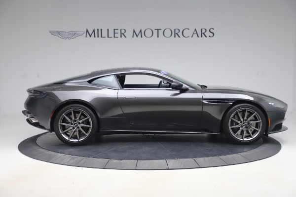 Used 2019 Aston Martin DB11 V8 Coupe for sale Sold at Alfa Romeo of Westport in Westport CT 06880 8