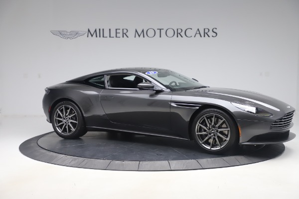 Used 2019 Aston Martin DB11 V8 Coupe for sale Sold at Alfa Romeo of Westport in Westport CT 06880 9