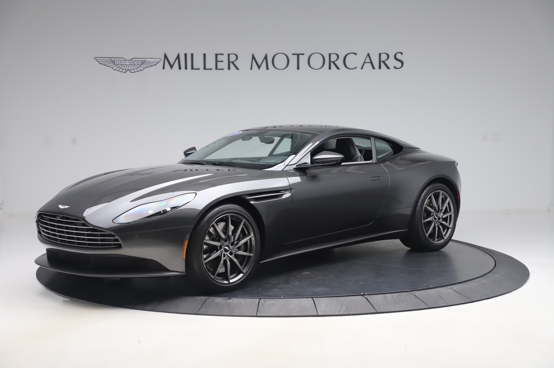 Used 2019 Aston Martin DB11 V8 Coupe for sale Sold at Alfa Romeo of Westport in Westport CT 06880 1