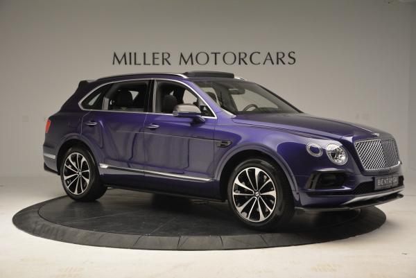 New 2017 Bentley Bentayga for sale Sold at Alfa Romeo of Westport in Westport CT 06880 12