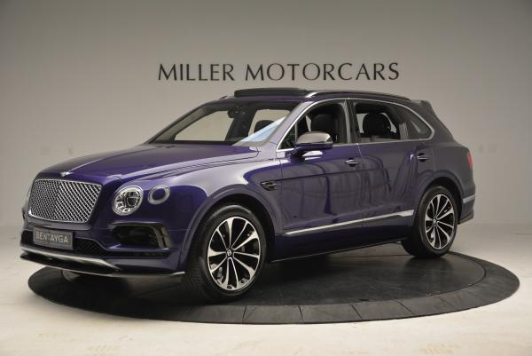 New 2017 Bentley Bentayga for sale Sold at Alfa Romeo of Westport in Westport CT 06880 2