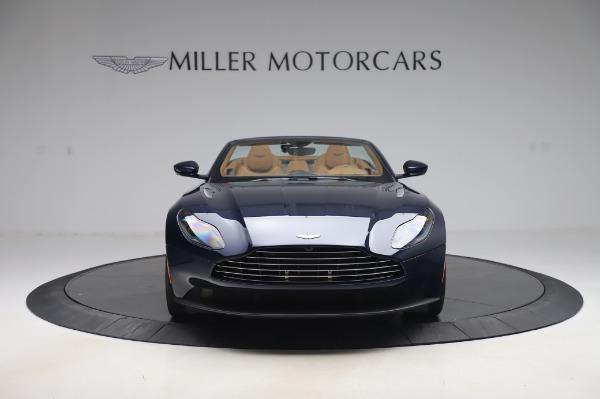 Used 2019 Aston Martin DB11 Volante Convertible for sale $198,900 at Alfa Romeo of Westport in Westport CT 06880 11