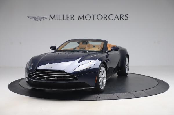 Used 2019 Aston Martin DB11 Volante Convertible for sale $219,900 at Alfa Romeo of Westport in Westport CT 06880 12