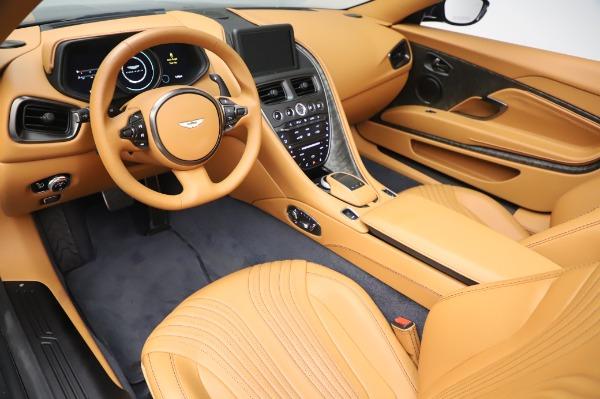 Used 2019 Aston Martin DB11 Volante Convertible for sale $219,900 at Alfa Romeo of Westport in Westport CT 06880 13