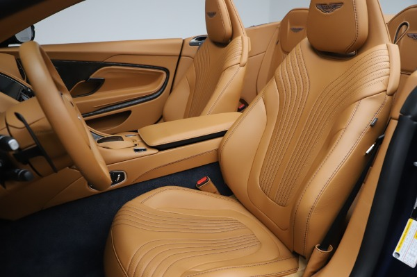 Used 2019 Aston Martin DB11 Volante Convertible for sale $219,900 at Alfa Romeo of Westport in Westport CT 06880 15